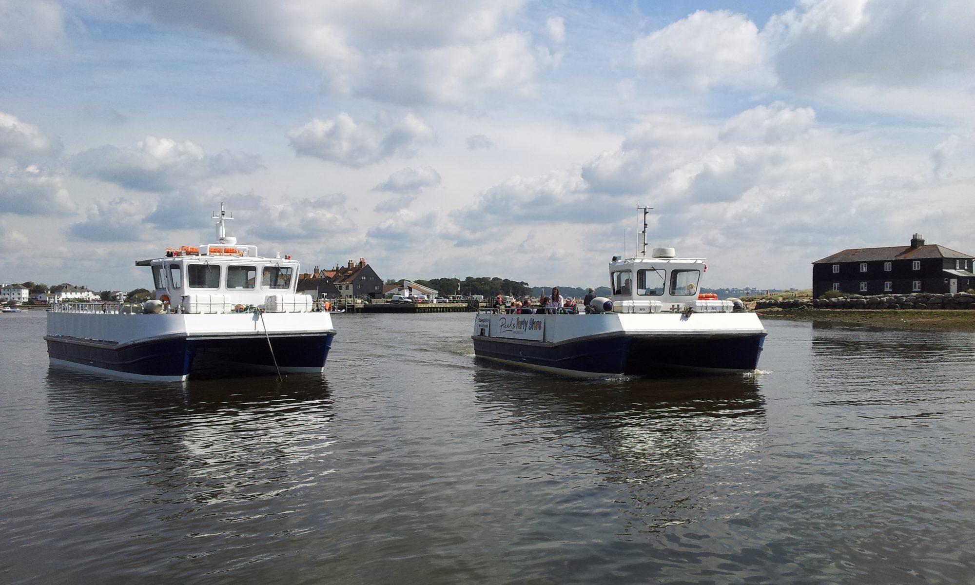 Mudeford Ferry