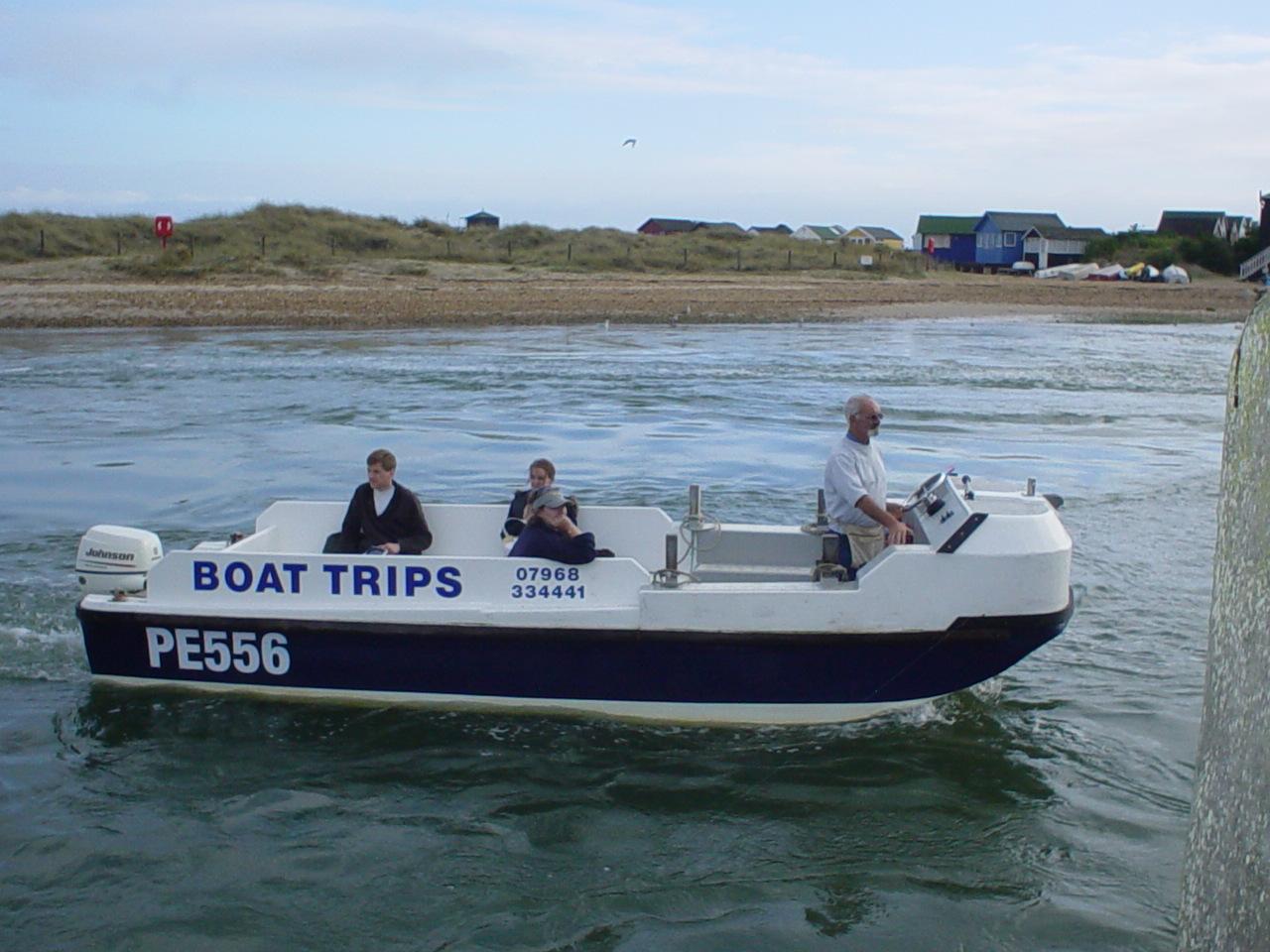 Ferry Netgain